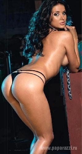 Обнаженная Анфиса Чехова в плейбой фото Playboy декабрь 2000