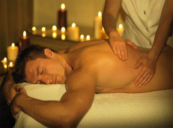 Нежный массаж мужу фото 65-299