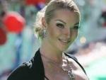 Анастасия Волочкова показала поклонникам аппетитную грудь