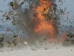В Донецке на растяжке подорвались трое детей