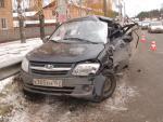 Жуткое ДТП в Рязани унесло жизни трех человек
