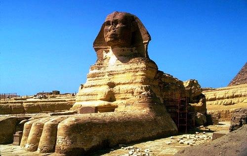 Египтолог пустоты в пирамиде Хеопса давно известны историкам
