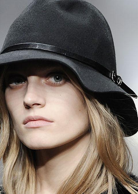 Самые модные головные уборы (фото)