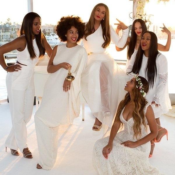 Свадебное платья бейонсе
