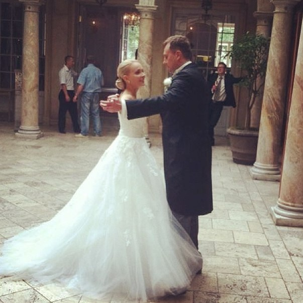 Фото свадьбы варвиной с михайловским 44